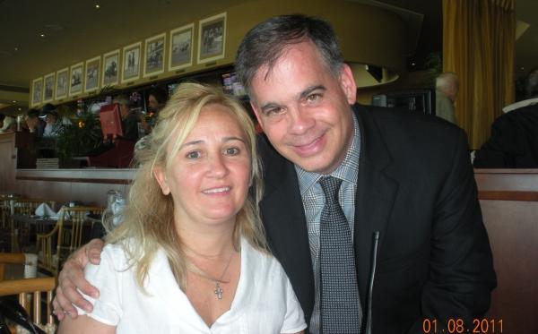 Kathy and Tim Ritvo