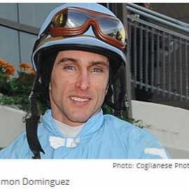 Dominguez Will Ride 'Macho Man' in Belmont