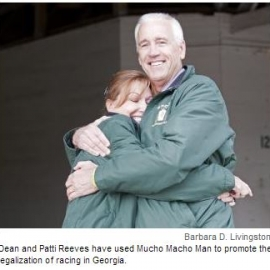 Mucho Macho Man's owners do their part for Coa, sport
