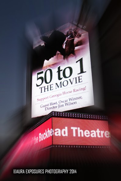50 to 1 Movie Premier at the Buckhead Theatre